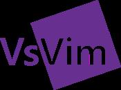 VsVim logo